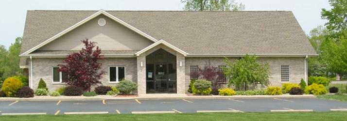 Chiropractic Michigan City IN Hicks Chiropractic Health Center Office Building